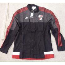 Chaqueta River Plate, Bayer Munich, Real Madrid, All Black,