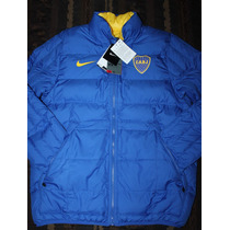 Campera Nike Boca Juniors 2016 Reversible