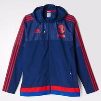 Campera De Viaje Manchester United Adidas