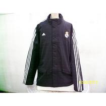 Exclusiva !! Campera Larga De Abrigo Adidas Real Madrid