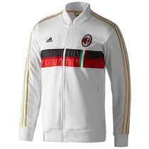 Campera Adidas Acm Milan Modelo Anthem Jacket 2015