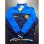 Campera Boca Juniors Niño Juvenil - Producto Oficial