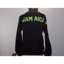 Exclusiva !! Campera Kappa Selección De Jamaica Futbol