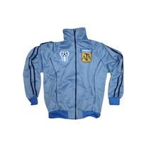 Campera Retro De La Selección Argentina! Afa Mundial 78