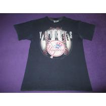 Remera Americana De Los Yankees De New York Talle M Lee