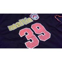 Camiseta Baseball Aguilas Del Zulia Liga Venezolana