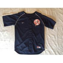 Camiseta Casaca De Softboll Baseball Nike