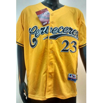 Camiseta De Beisbol Brewers