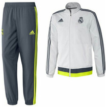 Conjunto Adidas Real Madrid 2015/2016