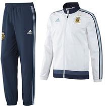 Conjunto Adidas Selección Argentina Modelo Pes Suit 2015/16