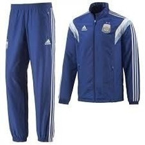 Nuevo Conjunto Selección Argentina Adidas 2015/2016