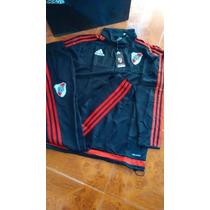 Conjunto Adidas River Plate 2016 Buzo + Pantalon Chupin