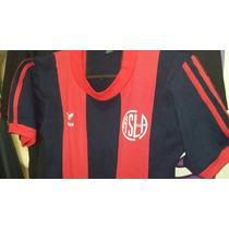 Camiseta Retro De San Lorenzo. Imperdible!!!! Mirala Volver!