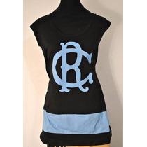 Vestido De Dama Racing Club La Academia