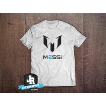 Messi Barcelona Afa- Remera - Messi 10 - Seleccionargentina