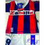 Camiseta Bebe Oficial Retro San Lorenzo Perazzo T1 Falugan