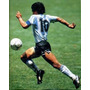 Camiseta Retro Seleccion Argentina 86 Campeon Maradona