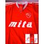 Camiseta Niño Oficial Retro Independiente Bocha T12 Falugan