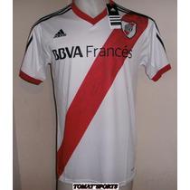 Camiseta De River Titular 2013/14 Original Subasta!