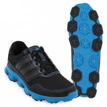 Kaddygolf Zapatillas Golf Adidas Crossflex Nueva Negra