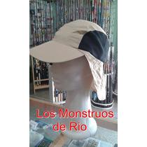 Gorro Legionario Cubre Nuca Y Oreja - Ideal Pesca Fly Cast
