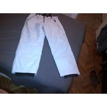 Pantalon Termico - Sky/snowboard - Quicksilver - Talle M