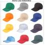 Gorras De Gabardina Lisas Bordadas O Estampadas Con Tu Logo