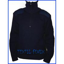 Tricota Pull Over Unisex (militar- Policia- Gendarmeria)