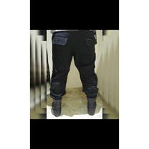 Pantalon Policial Tactico Anti Desgarro