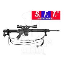 Correa Tactica Universal 3 Puntos Negra Semper Fi Tactical®