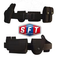 Correaje Policial 6 Accesorios De Semper Fi Tactical
