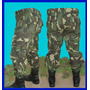 Pantalón Camuflado Selva Modelo Ejército.todos Los Talles.