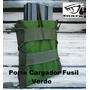 Porta Cargador Fusil Molle Verde