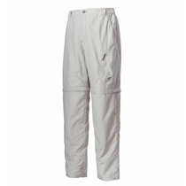 Pantalón Simms Zip Off Superlight Talle X X L Color Oyster