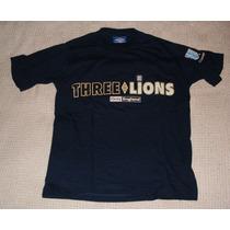 Inglaterra Three Lions Marca Umbro, Para Damas O Adolescente