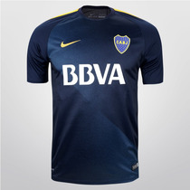 Remera Nike Boca Juniors Flash Pm