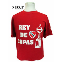 Independiente- Remera Rey De Copas Maxxl Caballito Puan 2015