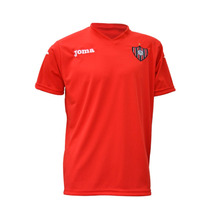 Remera Chacarita Juniors Joma Entrenamiento 2015 Roja Salida
