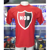 Remera Newell´s Old Boys 100% Calidad