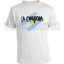 Remeras Cristina La Campora Nestor Unicas S M L Xl Xxl !!!!!