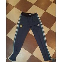 Pantalon Chupin De La Selección Argentina 2016 Adidas
