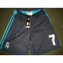 Short Futbol Adidas Real Madrid 2015