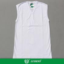 Camiseta Térmica Sin Mangas Escote En V - Ludens