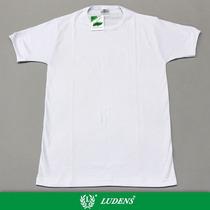 Art712 Camiseta Térmica Manga Corta Escote Redondo - Ludens