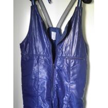 Pantalon Jardinero Termico Nieve T52 X L C100 Cd108 Regalo