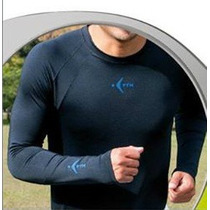Camiseta Termica Manga Larga Pantymed Tejido Lycra Sport