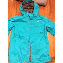 Campera Mountain Hard Wear Snowboard Talle M