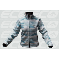 Campera Softshell Windstopper Naturenet Lady Eco Eurocamping