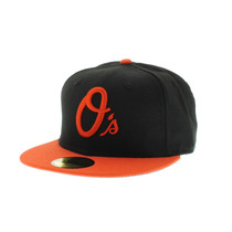 Gorra Baltimore Orioles New Era Flex Baseball Mlb On Field