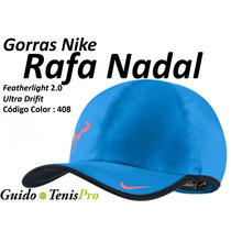 Gorra Tenis Nike Rafa Nadal Color Azul En Guido Tenispro